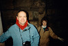 David & MaryAnne under Roman Amphitheater - (January 9, 1988 / Trier, Rheinland-Pfalz, West Germany) -- David & MaryAnne