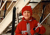 Andrew at the Skytop Skischule - (February 23, 1988 / Obersalzberg, Berchtesgaten, Bavaria, West Germany) -- Andrew