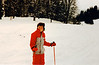 Jonathon at the Skytop Skischule - (February 25, 1988 / Obersalzberg, Berchtesgaten, Bavaria, West Germany) -- Jonathon