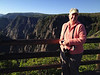 June 6, 2014 - (Black Canyon of the Gunnison National Park [Tomichi Lookout] / Montrose, Montrose County, Colorado) -- MaryAnne
