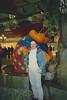 David in Göteborg's Nordstan Mall (February 12, 1990 / Göteborg, Sweden) -- David
