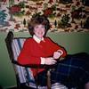 MaryAnne in the Crowley living-room - (December 26, 1986 / Manteca Lane, Bridgeton, Saint Louis County, Missouri) -- MaryAnne