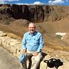 September 27, 2015 - (Rocky Mountain National Park [Upper Trail Ridge Road] / Larimer County, Colorado) -- David at Lava Cliffs