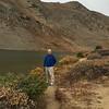 September 30, 2015 - (Pass Lake [near Loveland Pass] / Summit County, Colorado) -- David