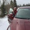 MaryAnne @ Stoney Point by Lake Superior